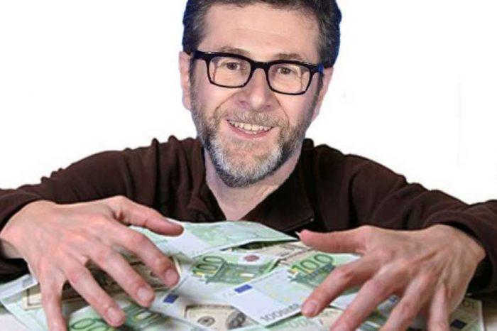 Stipendio Fabio Fazio, il deputato Pd lo smonta: 'Ecco quanto guadagna in realtà'