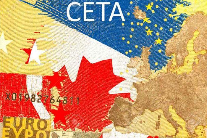 Il ciclone CETA spazzerà via l'agricoltura italiana