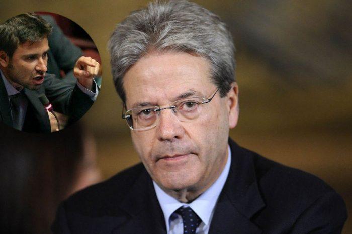 Di Battista a Gentiloni: 'Voi sapete perfettamente chi ha ucciso Regeni'