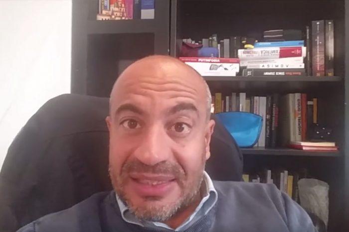 Gianluigi Paragone: 'Seminare zizzania nel M5S, il giochetto del sistema'