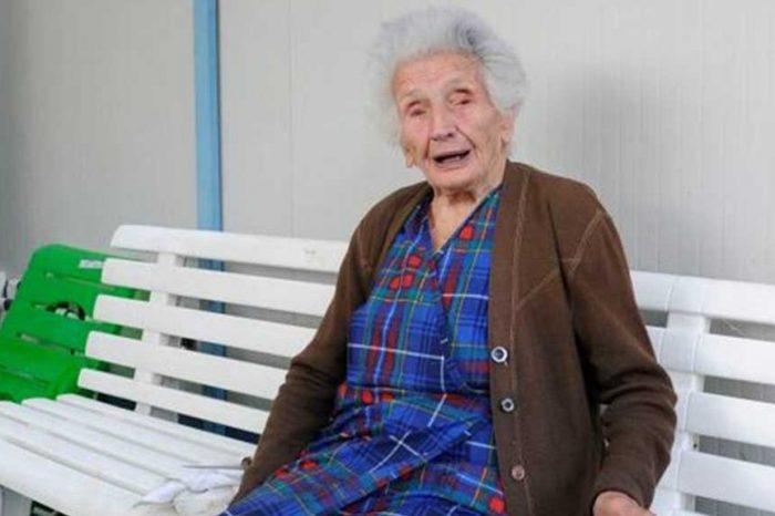 Sfrattata a 95 anni dalla casetta dove era andata a vivere dopo il terremoto