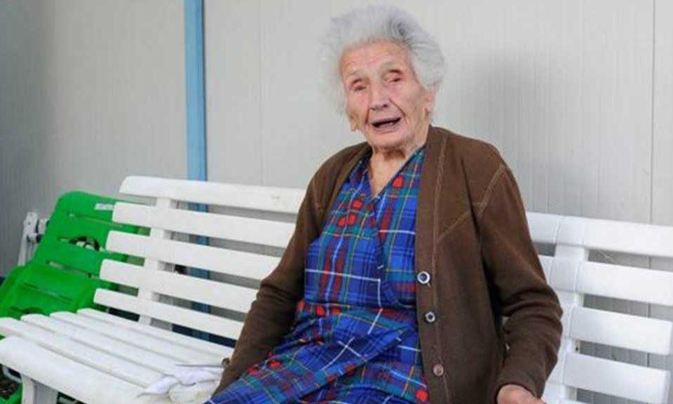 sfrattata-95-anni