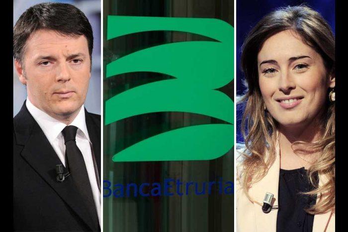 Banche, Renzi: 'Non abbiamo scheletri nell'armadio'. Belpietro lo inchioda così