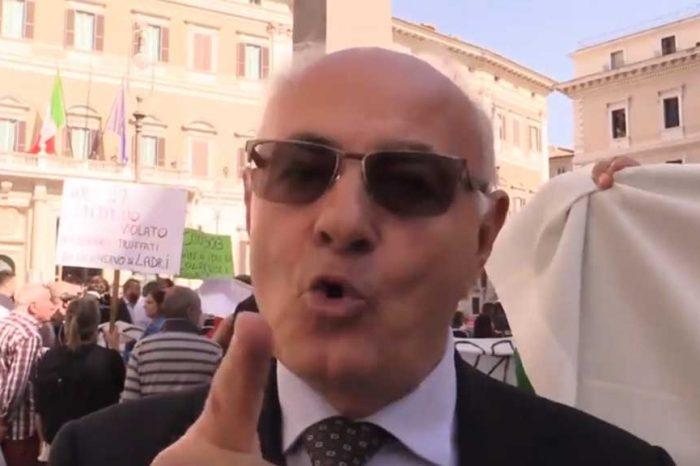 Commissione banche, Lannutti: 'Hanno eletto Casini per fare un lavoro di sicuro insabbiamento'