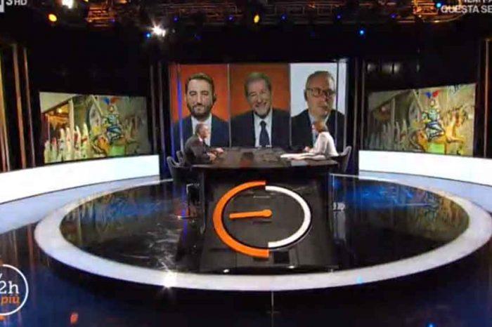 Confronto candidati Sicilia dalla Annunziata, Cancelleri: 'Musumeci ha perso la credibilità, ha infangato la sua stessa storia'
