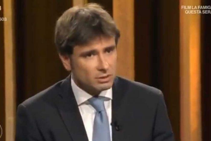 Di Battista: 'Legge elettorale colpo di Stato istituzionale. Sindacati? Hanno distrutto Italia'