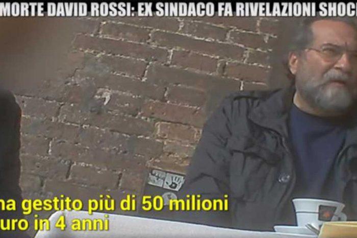Le Iene tornano sulla morte di David Rossi: il giallo dei festini e le testimonianze
