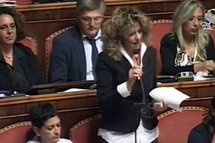 Lezzi (M5S) a Padoan: 'Gli italiani pagano con nuovo debito pubblico le vostre campagne elettorali'