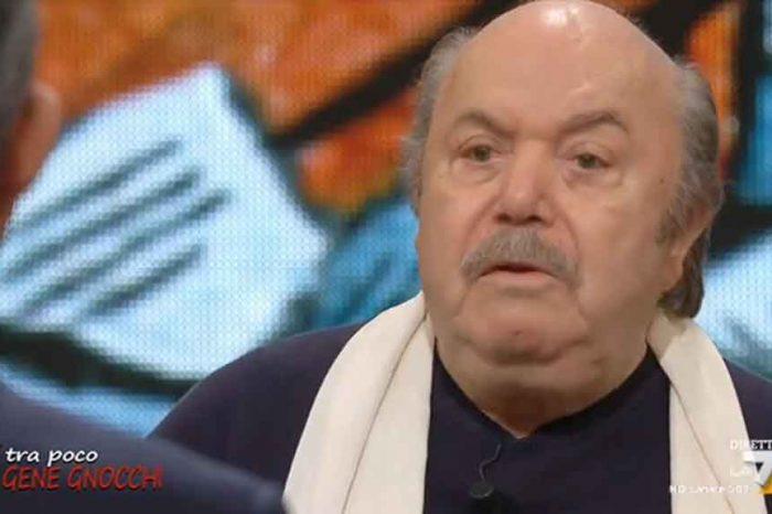 Lino Banfi a Di Martedì: 'A Roma ci sono solo i topi che sono più pesanti di prima'