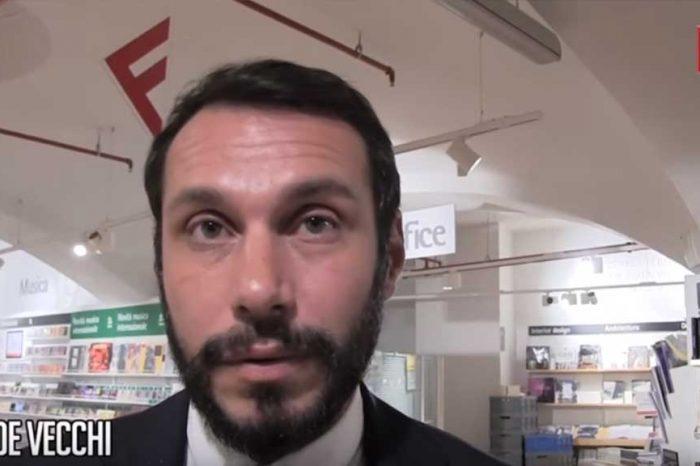 David Rossi, Davide Vecchi: 'Nessuno indagò sulla sua morte'
