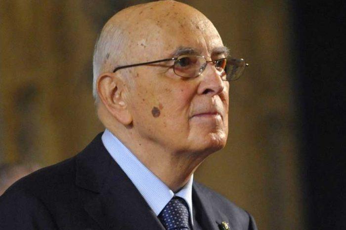 Giorgio Napolitano: 'Interverrò al Senato sulla legge elettorale'