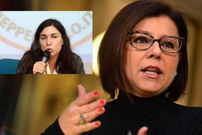 Sarti (M5S): 'Paola De Micheli deve dimettersi subito da deputata'