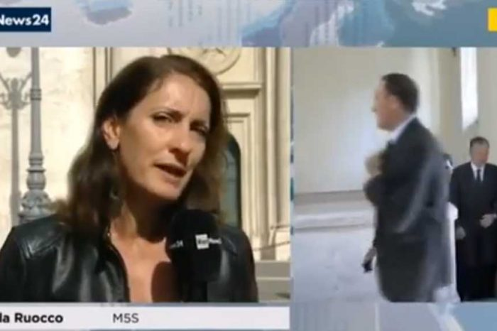 Ruocco (M5S): 'Visco e Casini si sono visti a porte chiuse. Violato il regolamento'