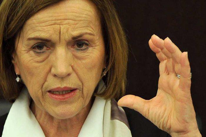Fornero: 'Pensioni, se non si alza l'età, s'ingannano i cittadini, la politica non sia vigliacca'