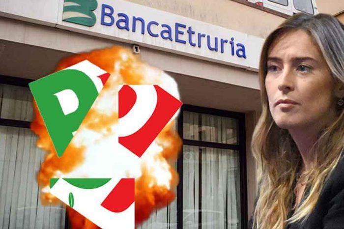 Sondaggisti concordi: Banca Etruria sta mandando a picco il Pd