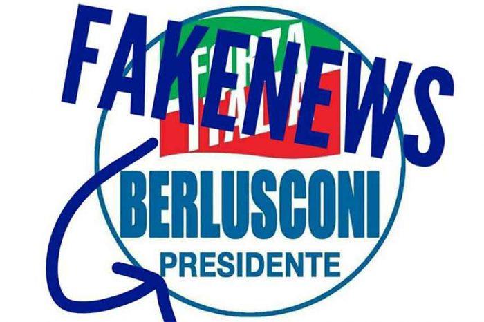 Toninelli (M5S): 'Berlusconi Presidente, il capolavoro delle FakeNews'