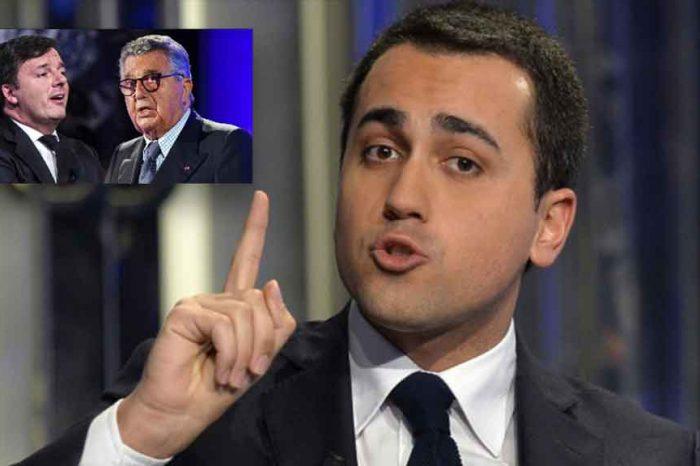 Di Maio: 'Cosa ha detto Renzi a De Benedetti? Vogliamo sapere'