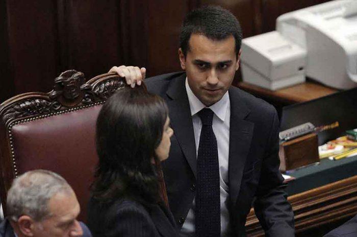 Di Maio: 'Mai alleanze con Boldrini