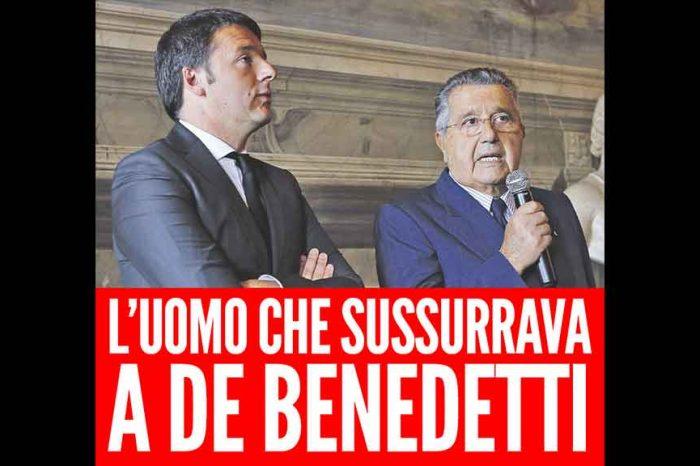L'uomo che sussurrava a De Benedetti - Alessandro Di Battista