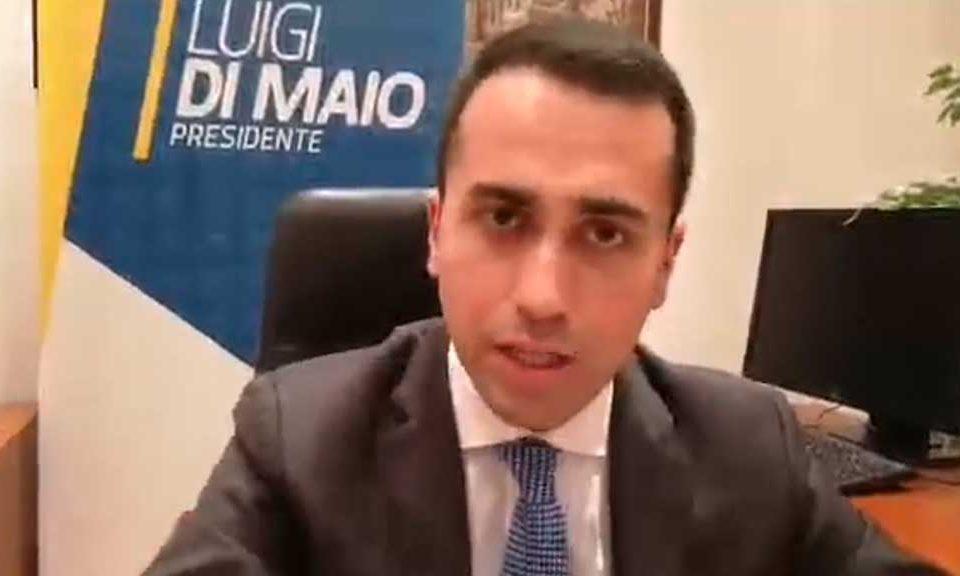 De Luca querela Luigi Di Maio. Lui: 'Giunta campana a casa, impossibile che non fosse a conoscenza'