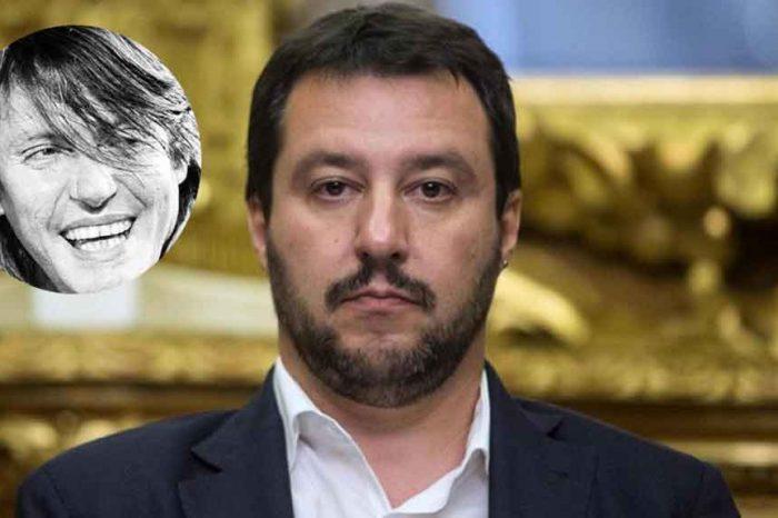 Il post Fb di Salvini su De André: 'Grande, unico Fabrizio'. Ma gli utenti lo massacrano
