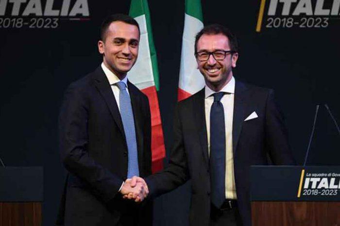Il ministro Bonafede: 'Il sistema Trojan introdotto dai 5 stelle sta facendo emergere sistemi di corruzione in tutta Italia'