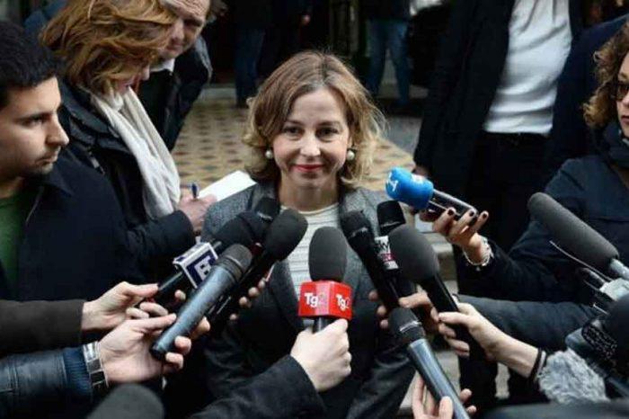 Irregolarità mense scolastiche, il Ministro della salute Giulia Grillo: 'I furbi sappiano che i controlli continueranno'