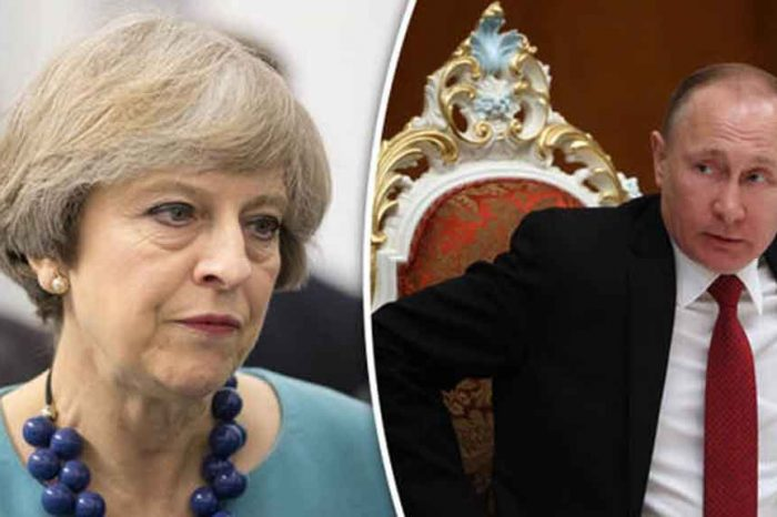 Ex spia Kgb: May, Londra espelle 23 diplomatici russi