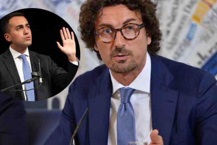 Toninelli: 'Fiducioso per la partita del governo, Di Maio premier'
