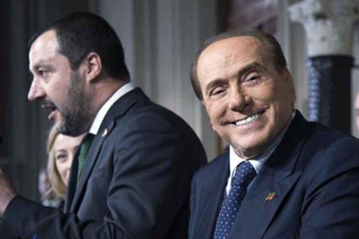 Ecco il piano di Berlusconi per isolare Salvini