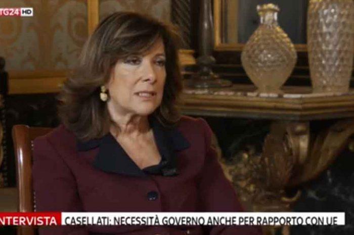 Casellati si ripropone per il mandato esplorativo: 'Se Mattarella chiama è difficile dire no'
