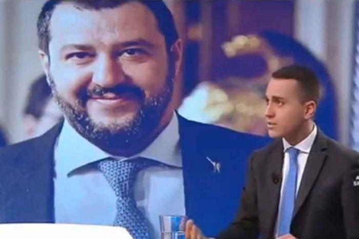 Di Maio a Otto e Mezzo contro Salvini: 'Aspetto qualche altro giorno, poi uno dei due forni si chiude'