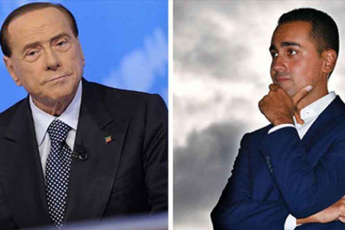 Di Maio su Mediaset, Berlusconi: 'Linguaggio da esproprio proletario degli anni '70'