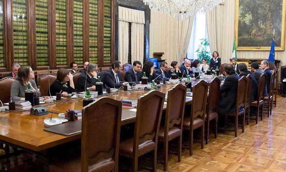Fico 39 ricevuta l 39 istruttoria sulla riforma dei vitalizi for Ufficio di presidenza camera