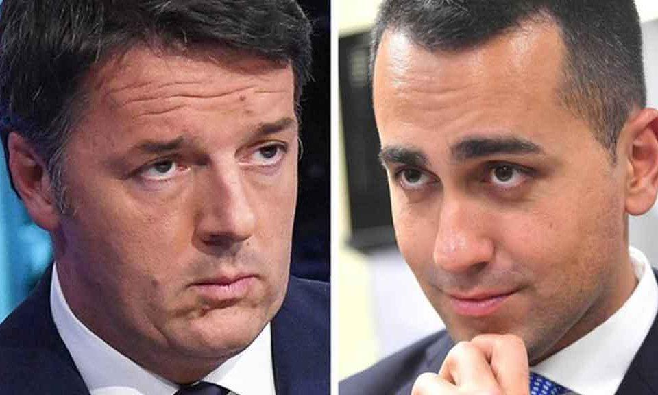 Di-Maio-a-Renzi
