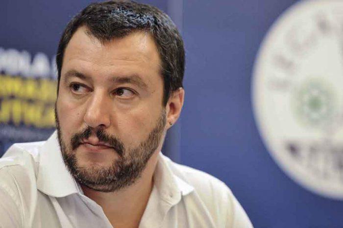Salvini: 'No a governo alla Monti con tutti dentro per tirare a campare'