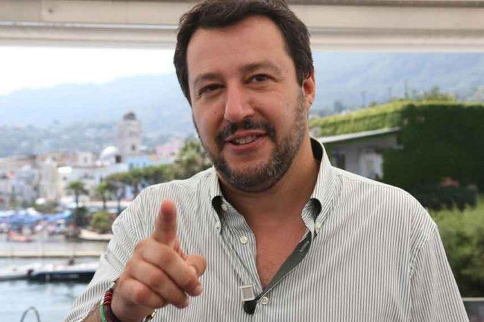 Salvini: 'Se vinco le Regionali, governo in 15 giorni'