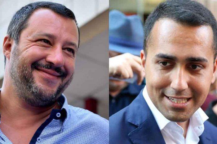 Salvini replica a Di Maio: 'C'è chi chiude il forno e chi cura l'orto'. E attacca il reddito di cittadinanza