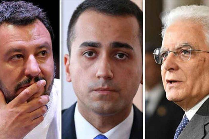 Accordo governo Lega-M5S: chieste altre 24h di tempo a Mattarella