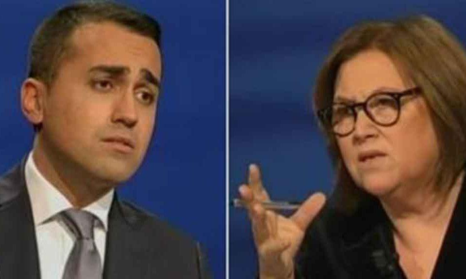 L'Annunziata vuole le dimissioni di Di Maio
