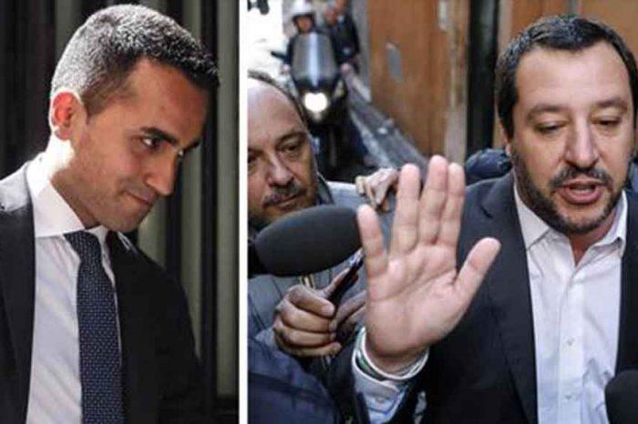 Nuovo incontro tra Di Maio e Salvini per scegliere il premier