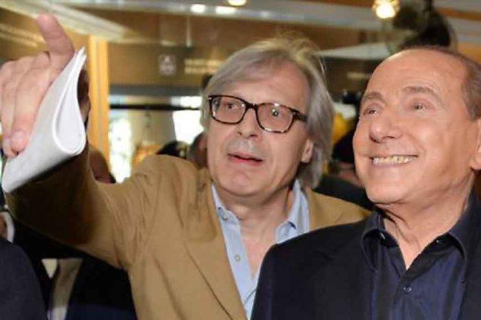 Sgarbi avverte Berlusconi: 'Se fai un passo indietro ti arrestano'