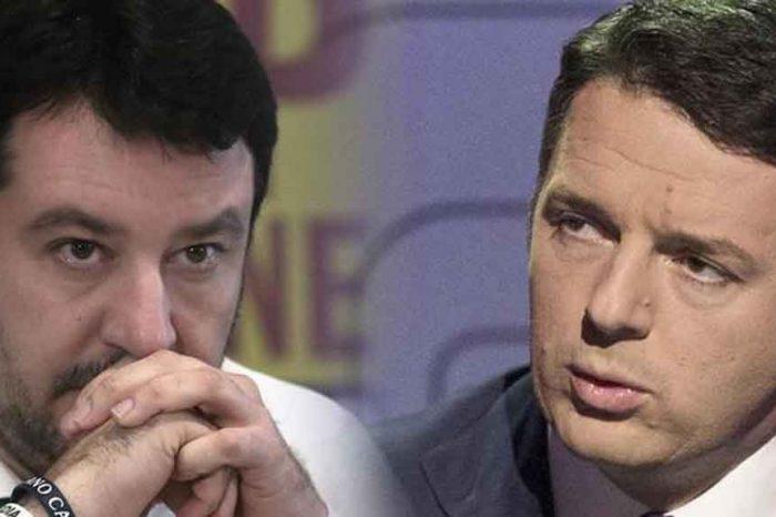 Crisi governo, Renzi: «Chi pensa che Salvini debba andarsene subito, firmi e faccia firmare la petizione»