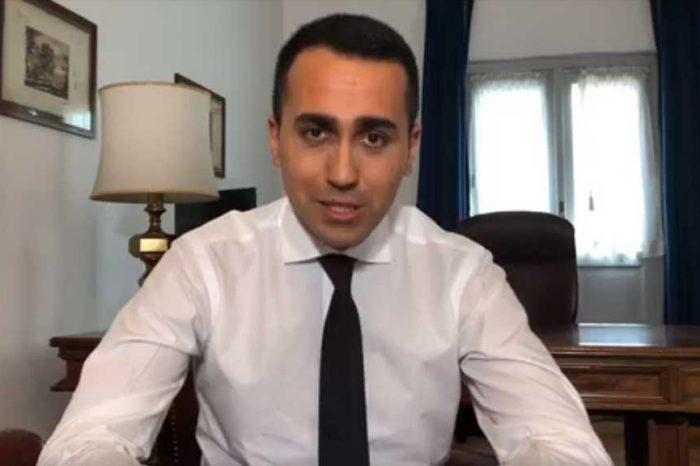 Di Maio: 'Questo pomeriggio cominciamo a scrivere il contratto di Governo'