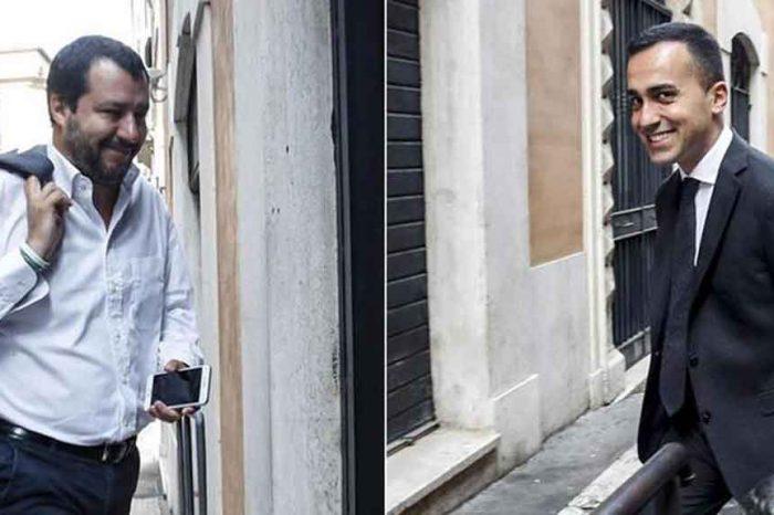 Di Maio e Salvini: 'Significativi passi avanti'