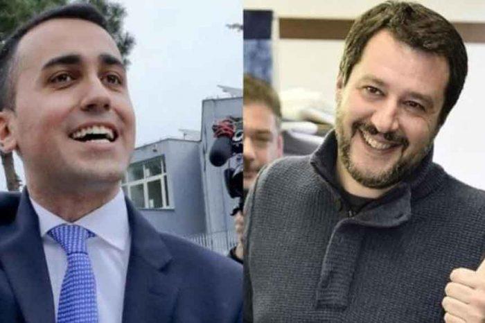 Terminato l'incontro tra Di Maio e Salvini alla Camera: stretto l'accordo sul programma