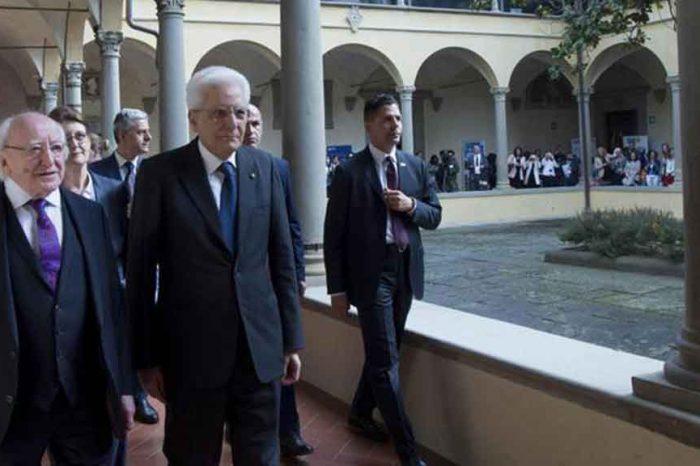 Mattarella: 'Pensare di farcela senza l'Europa significa ingannare i cittadini'