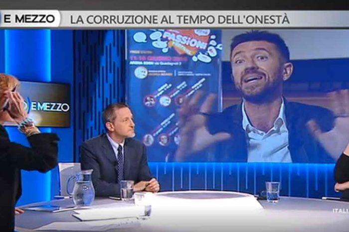 Scanzi sull'inchiesta sullo stadio della Roma: 'Gli unici due politici che sono veramente in carcere sono uno del Pd e uno di Forza Italia'
