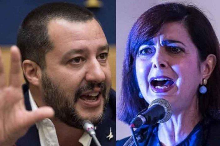 Leu contro Salvini: 'Campagna social per la manifestazione è indecente. Cancelli i commenti contro la Boldrini, fanno vomitare'