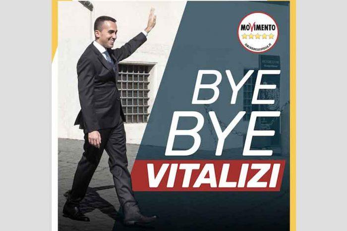 M5S: 'Finalmente anche in Lombardia si taglieranno i vitalizi'